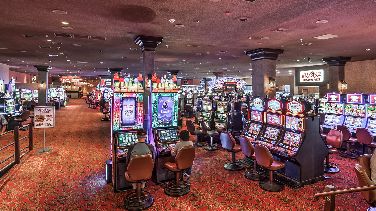 Slots at Edgewater Hotel & Casino Resort