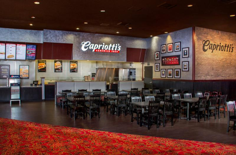 Capriotti's Sandwich Shop Entrance